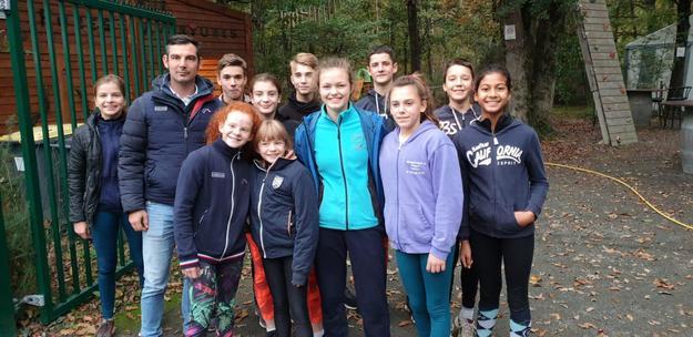 Les jeunes espoirs de la voltige regroupés à Saumur