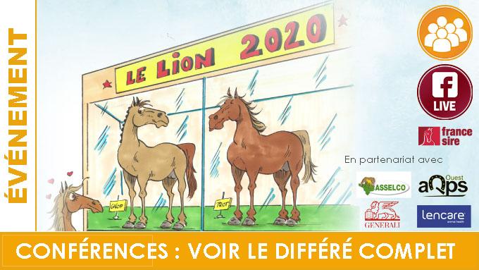 Conférences du Salon du Lion : voir le différé complet