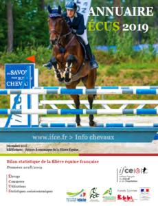 L'Annuaire écus et le dépliant chiffres clés 2019 sont parus !