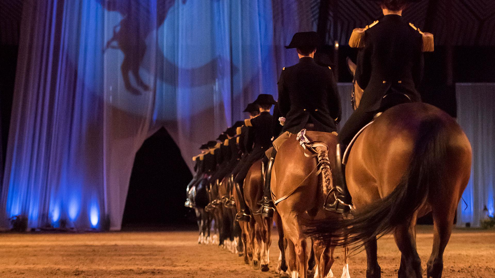 Film événement « L'ESPRIT du CADRE – Incarner » : une coproduction le Cadre Noir de Saumur et 3V PROD.