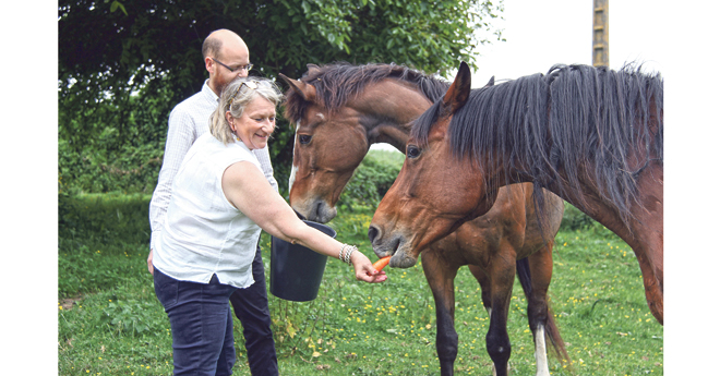 Martine Leguille-Balloy : « le cheval ne doit pas devenir un animal de compagnie »