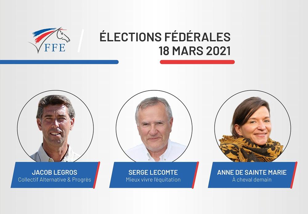 Élections fédérales : vers un second tour pour Serge Lecomte et Anne de Sainte-Marie