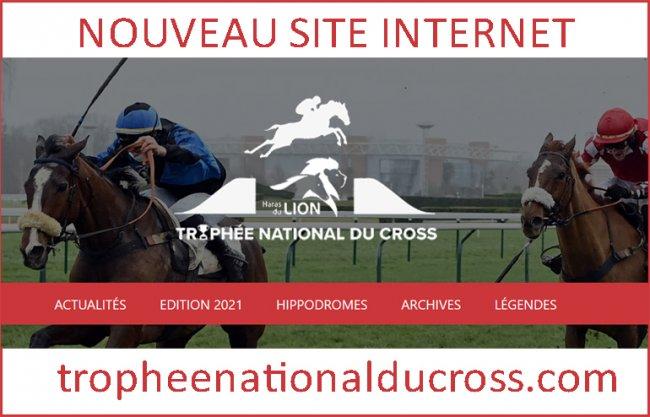 Découvrez le site internet du trophée national du cross - Haras du Lion