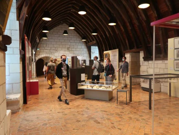 Saumur. Le Musée du cheval s'épanouit au château