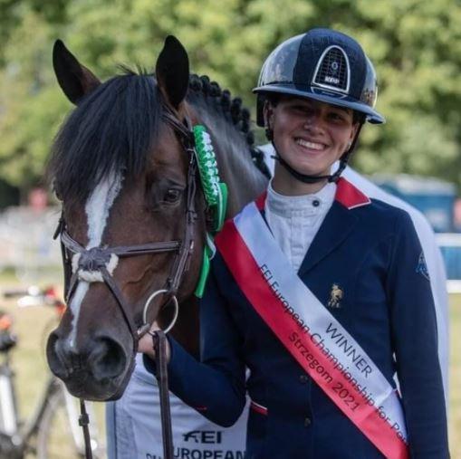 Choletais. Le poney Boston du Verdon, né à Maulévrier, double champion d'Europe
