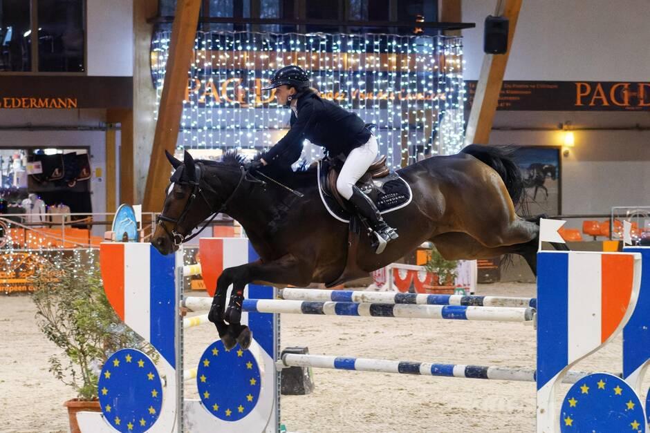 Équitation. La saison indoor débute au Boulerie Jump