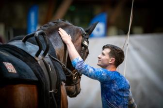 Lambert Leclezio et Estado *IFCE : « Mon rêve était de créer une relation unique avec un cheval »