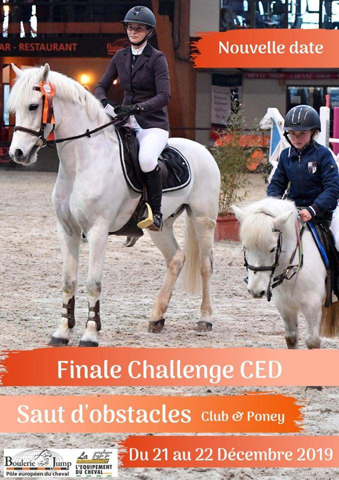 Finale challenge CED au Mans