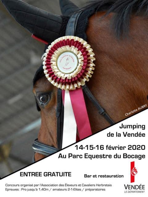 Jumping de la Vendée au parc équestre du Bocage