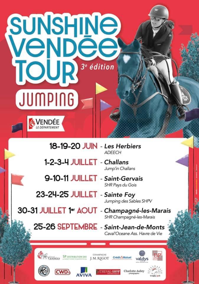 Sunshine Vendée Tour
