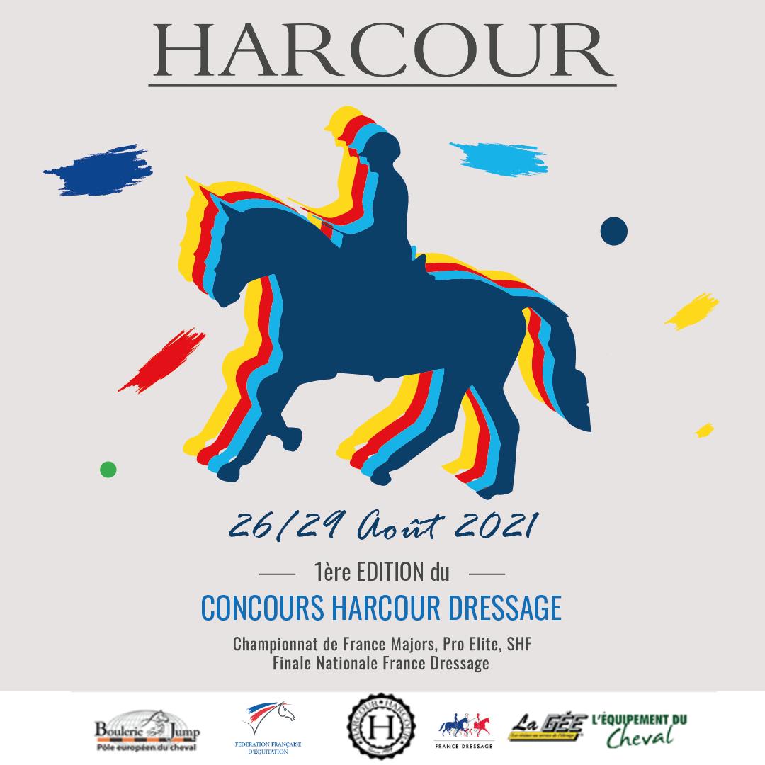Concours HARCOUR Dressage - Le Mans