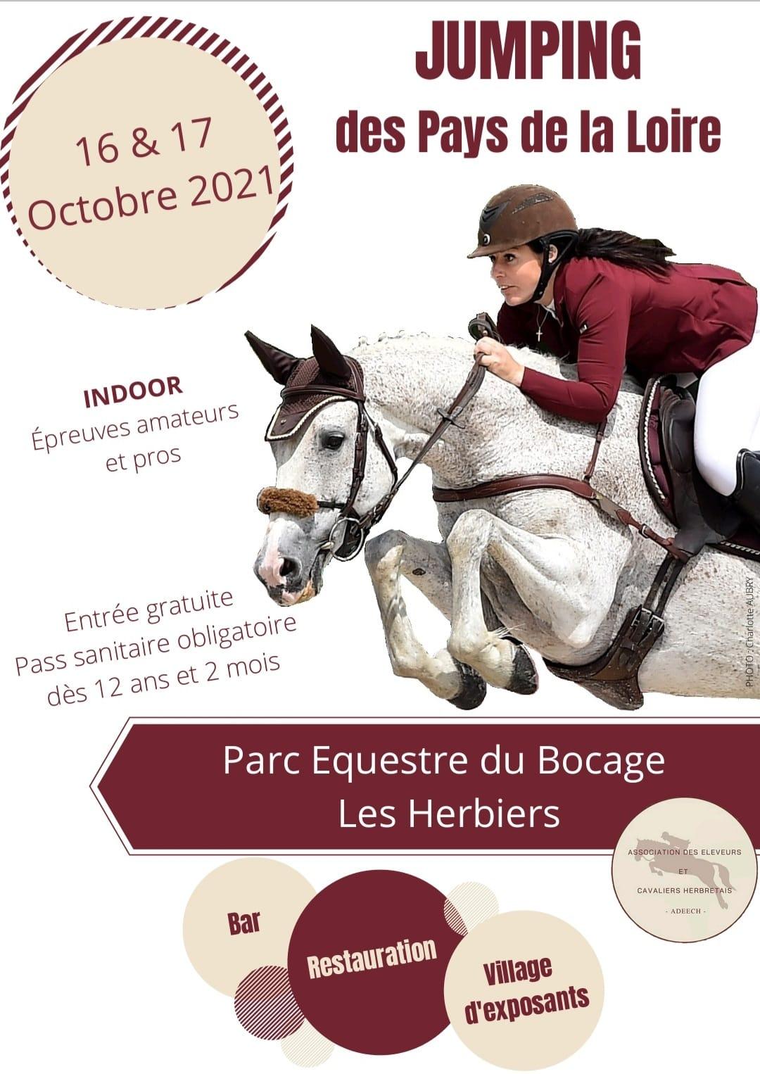Jumping des Pays de la Loire - Les Herbiers