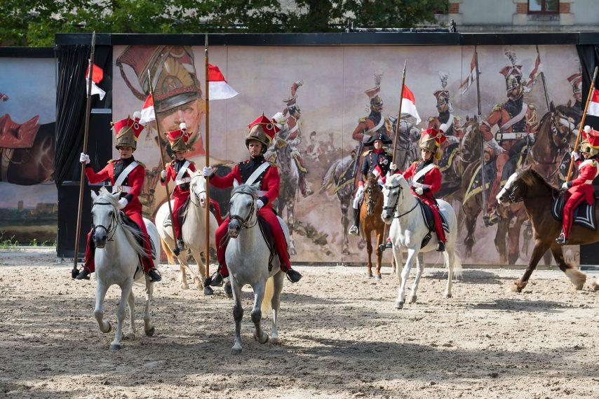 La Roche-sur-Yon : on a assisté au spectacle équestre du Haras de la Vendée