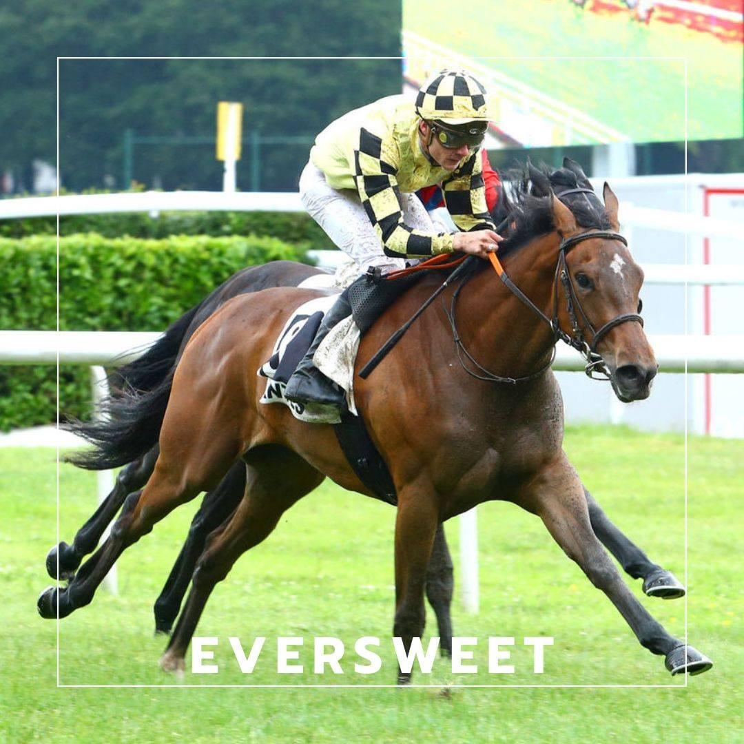 La belle accélération d'Eversweet