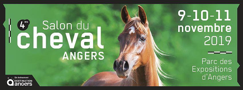 """Les """"Etoiles Équestres 2019"""" au Salon du Cheval d'Angers"""