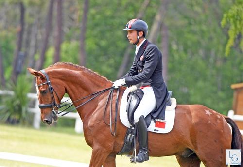 L'avenir olympique de la Chine, la Thaïlande et Hong Kong se joue… à Saumur
